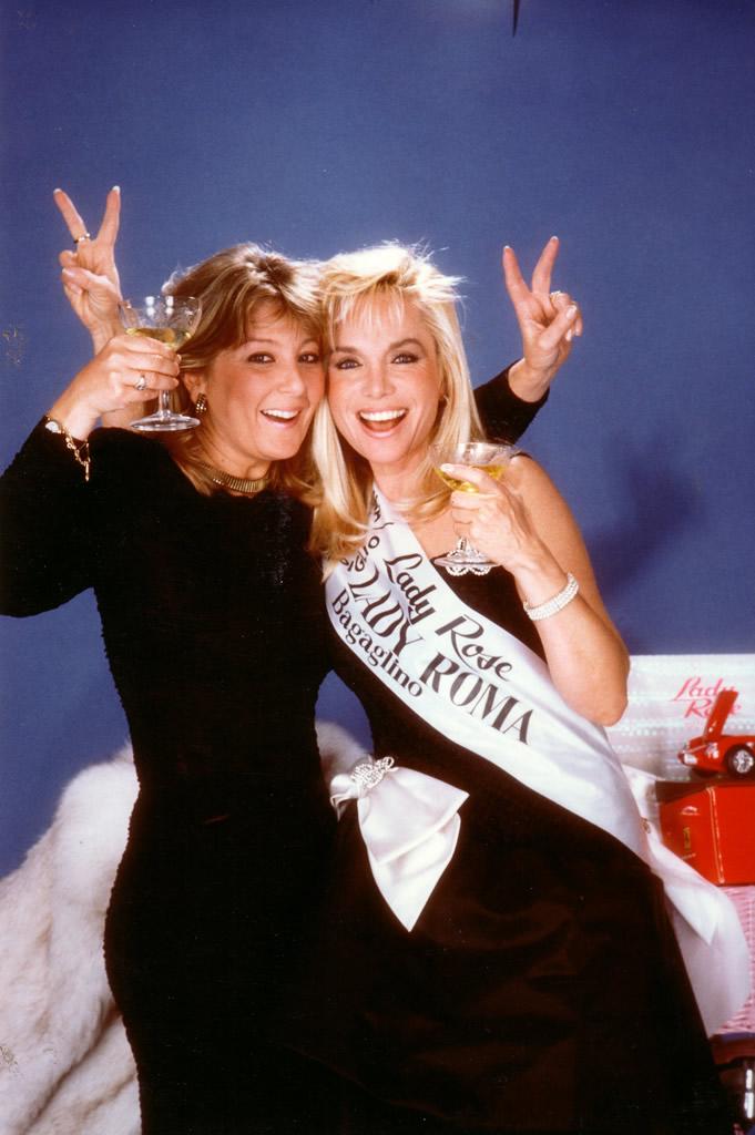 """Nel 1988 vengo eletta """"lady Roma"""""""
